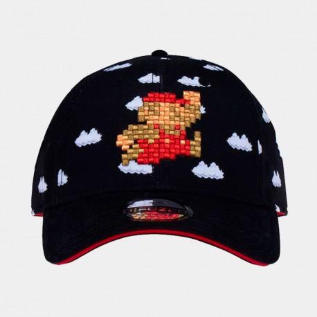 Gorra Cloud Mario