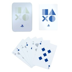 Baraja de cartas Playstation (en caja metálica ) PS5