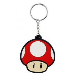 Llavero de caucho 'Power-up' | Nintendo ®