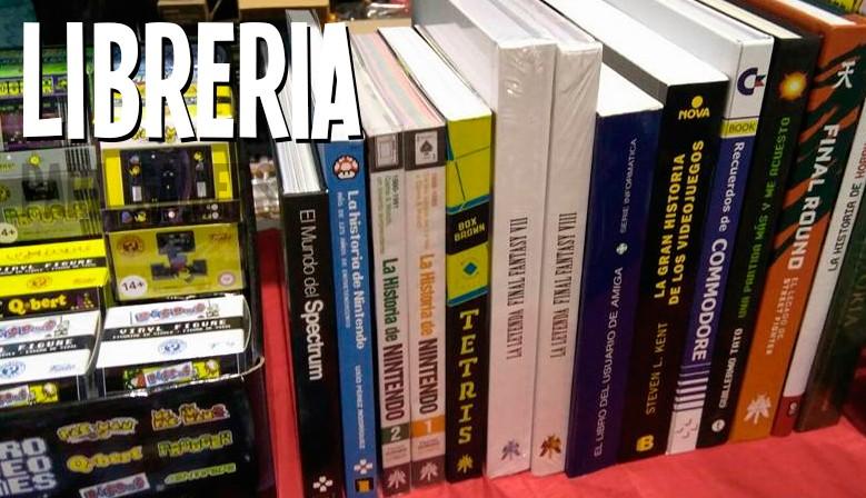 Librería Gamer